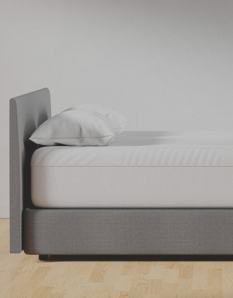 image of a hybrid mattress