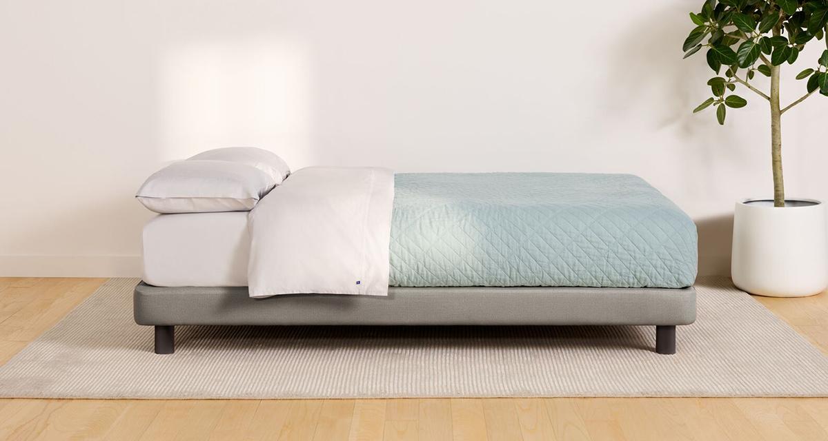 Casper Upholstered Bed Frame