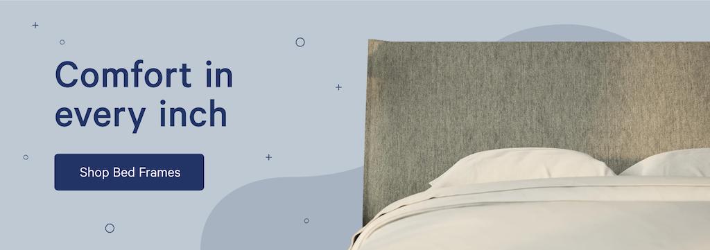 shop bed frames illustration