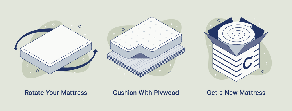 Ways to fix a squeaky mattress