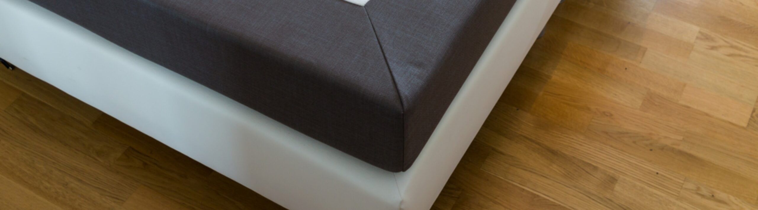mattress on a box spring