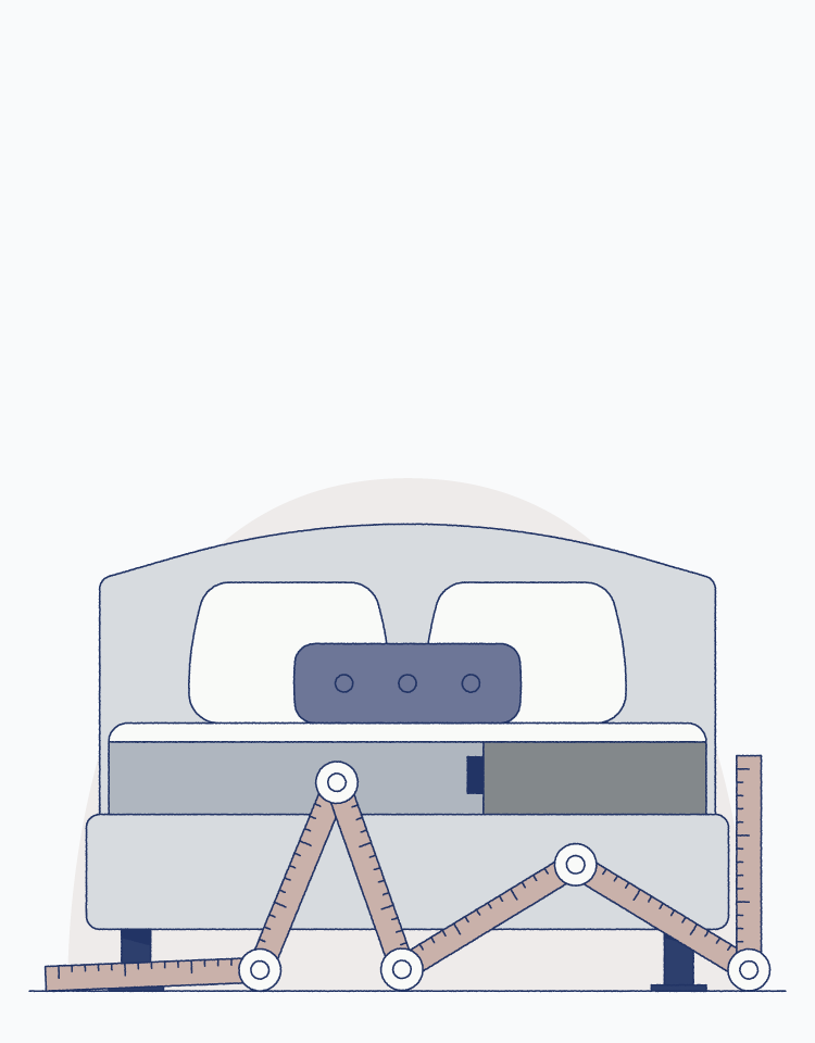 what is the best bed height