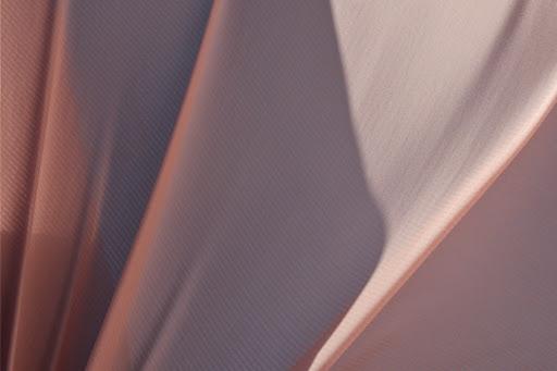 Closeup of a cooling sheet