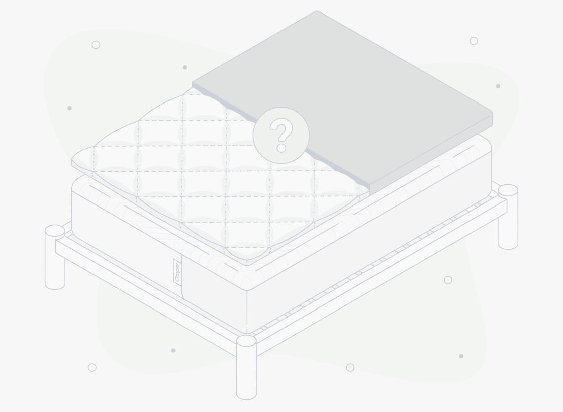 mattress pad vs mattress topper